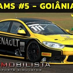 Automobilista - Campeonato da Marcas 5ª Etapa