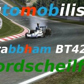 Automobilista // Nordscheilfe // Brabham_BT42