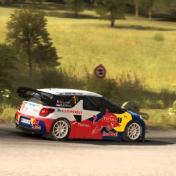Dirt Rally - DS3 - Sebastien Loeb - Mode WRC - (PC HD) [1080p]