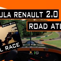 "iRacing Race | Formula Renault 2.0 @ ""Paqueteando"" en Road Atlanta [Gameplay Español]"