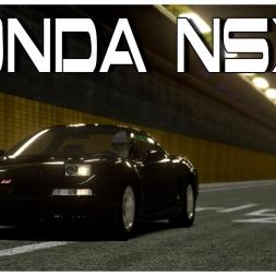 ★ Assetto Corsa - Honda NSX - Tokyo C1 Shuto Highway