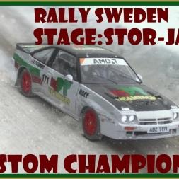 Dirt Rally - 19 - Stor-jangen Sprint