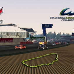 Assetto Corsa * LMP1 battle LeMans 2015