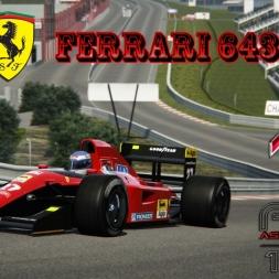 Assetto Corsa * Ferrari 643 * Spa-Francorchamps 1988