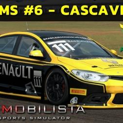 Automobilista - Campeonato da Marcas 6ª Etapa