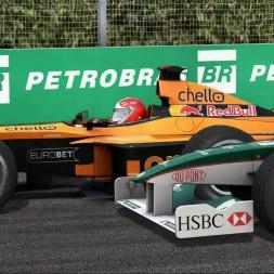 Automobilista: F-V10 / F1 2002 Full Race @ Montréal - Canadian GP