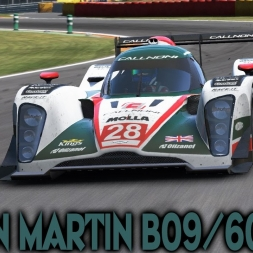 Project Cars [ONLINE] - Aston Martin B09/60 (DBR1-2) @ Spa Francochamps