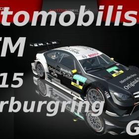 Automobilista // DTM 2015 // Nurburgring GP