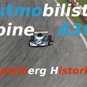 Automobilista // Alpine A364 // Spielberg historic