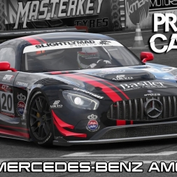 Project CARS - New Mercedes AMG GT3 @ Oulton Park