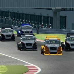 VSR Truck Series 2016 | Assetto Corsa | R3 Misano | Balazs Toldi OnBoard