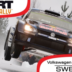Dirt Rally | Volkswagen Polo R WRC @ Sweden
