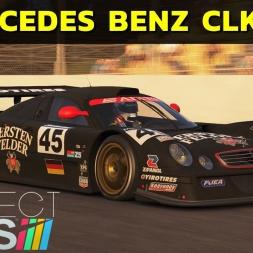 Project CARS - Mercedes-Benz CLK-LM