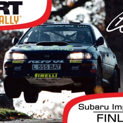 Dirt Rally | Subaru Impreza WRC @ Finland