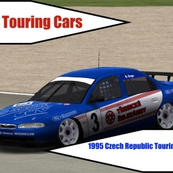 Ten Minute Touring Cars | CRTCC95 | Rd 1 | Brno