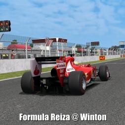 Formula Reiza @ Winton - Automobilista 60FPS