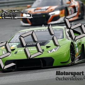 ADAC GT Masters 2016 * Oschersleben * Freies Training 2