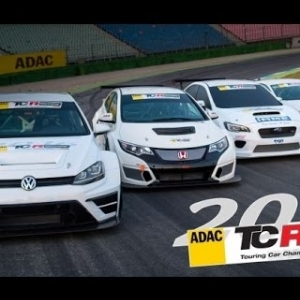 ADAC TCR Germany LIVESTREAM RACE 1