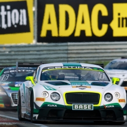 ADAC GT Masters Oschersleben Race 1