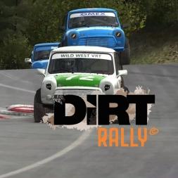 DiRT Rally - Classic Mini in Cross