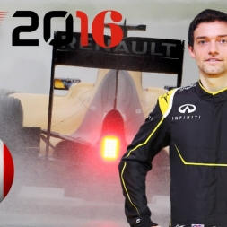 F1 2016 Canadian GP Jolyon Palmer Season