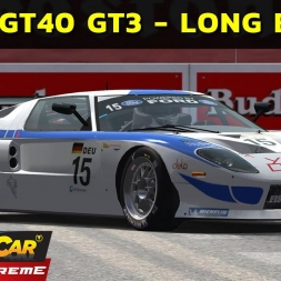 Stock Car Extreme - Ford GT40 GT3 - Long Beach
