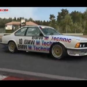 RaceRoom Racing Experience - BMW 635 CSI - Zolder