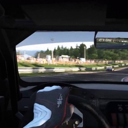 Project Cars mp GT3 race at Nordschleife Nvidia GTX 970 1440p