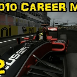 F1 2010 Career - Race 12 - Hungary - One Move Man