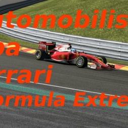 Automobilista // Formula Extreme // Ferrari 2014 // Spa