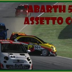 Assetto Corsa - Abarth 500 Assetto Corse