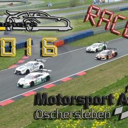ADAC * GT Masters 2016 * Rennen 1 * Oschersleben