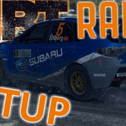 DiRT Rally Top 50 with Controller - Subaru WRX STI 2011 - Setup Sunday