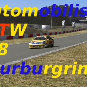 Automobilista // Présentation STW 98 // Nurburgring short