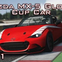 Assetto Corsa: Mazda MX-5 Global Cup Car - Episode 91