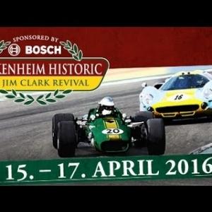 Shino @ Hockenheim Bosch Historic 2016