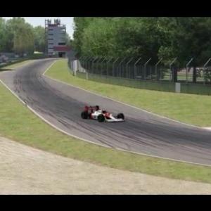 Assetto Corsa: 1988 McLaren MP4-4 Ayrton Senna @ Imola Grand Prix