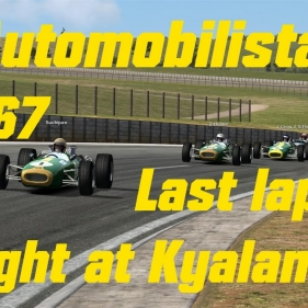 Automobilista // #Remake History# // South Africa GP 1967 // Kyalami // Onboard + replay