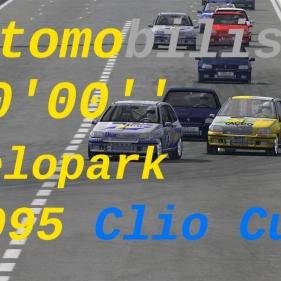 Automobilista // #Remake History# // Clio Cup // Velo Park