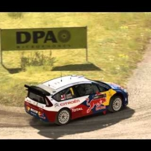 Dirt Rally - C4 - Sebastien Loeb - Allemagne - (PC HD) [1080p]