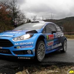 Fiesta WRC Marteles Hillclimb Awesome combo