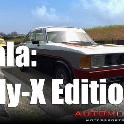 Automobilista - Opala: Rally-X Edition