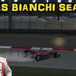 F1 2015 Jules Bianchi Season - Race 3 - Bahrain
