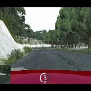 "MX5 ""drift"" and test drive (Assetto Corsa)"