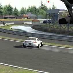 Rocket Bunny GT-R R35 drift Tsukuba Short (Assetto Corsa 1.5.8)