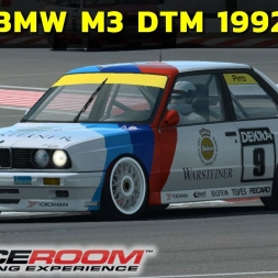 Raceroom - BMW M3 DTM 1992 at Nurburgring Sprint