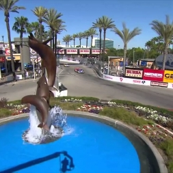 2016 IMSA GTLM at Long Beach Race Broadcast