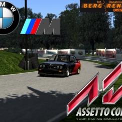 Assetto Corsa :: BMW M3 E30 Step 1 @ Bergrennen Osnabrück