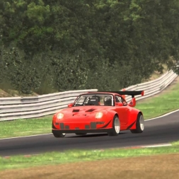 RWB Porsche Drifting