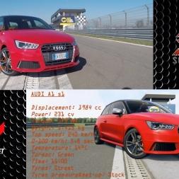 Assetto Corsa Vs Real Life - Audi S1